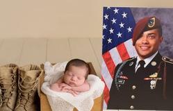 Câu chuyện cảm động của bé gái 3 tháng tuổi và người cha đã qua đời