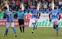 Than Quảng Ninh 3-0 Hoàng Anh Gia Lai: Eydison lập hat-trick, chủ nhà thắng ấn tượng