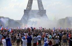 Nước Pháp vỡ òa sau trận chung kết FIFA World Cup™ 2018