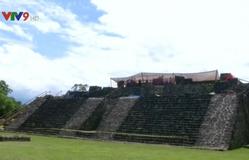 Phát hiện kim tự tháp 1.200 tuổi sau trận động đất ở Mexico