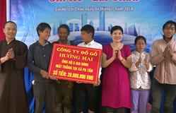 Chung tay khắc phục hậu quả sau lũ với đồng bào tỉnh Lai Châu