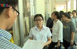 Hơn 4.000 thí sinh thi kiểm tra năng lực tại ĐH Luật TP.HCM