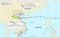 Bão số 3 suy yếu thành áp thấp nhiệt đới, mưa kéo dài đến ngày 21/7