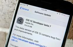 iOS 12 phát sinh lỗi khi ngày ra mắt đã gần kề