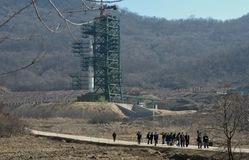 Triều Tiên đồng ý cho quốc tế thanh sát bãi phóng tên lửa