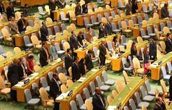 Đại hội đồng LHQ dành 1 phút mặc niệm Chủ tịch nước Trần Đại Quang