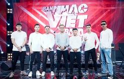 7 chàng trai áo trắng khiến 4 huấn luyện viên Ban nhạc Việt tranh giành nảy lửa