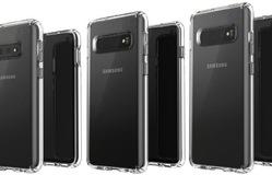 Galaxy S10 liên tục lộ diện, cảm biến vân tay trong màn hình...