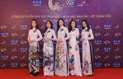 Bạn gái Trọng Đại gây chú ý tại sơ khảo Hoa hậu Bản sắc Việt toàn cầu 2019