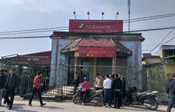 Cướp ngân hàng Agribank tại Thái Bình