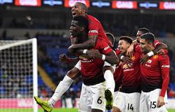 Man Utd thăng hoa, HLV Solskjaer lại khiến fan cụt hứng
