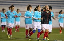 ẢNH: ĐT nữ Việt Nam rèn quân, quyết thắng Thái Lan trận chung kết SEA Games 30