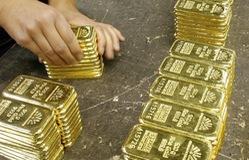 Giá vàng thế giới đi lên