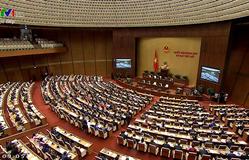 Trực tiếp Khai mạc kỳ họp thứ 7, Quốc hội khóa XIV