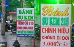 """""""Đau đầu"""" bánh su kem 215 ở Sài Gòn: Đâu mới là quán gốc?"""