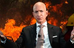Người dùng Twitter yêu cầu CEO Amazon cứu lấy rừng Amazon