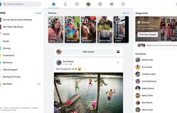 Facebook đổi giao diện hoàn toàn mới trong tháng 3/2020