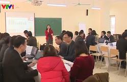 Chuẩn bị tập huấn chương trình giáo dục phổ thông mới cho gần 1 triệu giáo viên