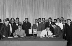 Chủ tịch Kaysone Phomvihane và tình hữu nghị đặc biệt Việt - Lào