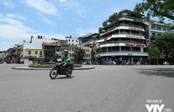 Sau mưa, Hà Nội tiếp tục nắng trên 38, 39 độ