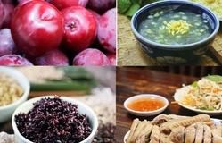 Những món ăn không thể thiếu trong ngày Tết Đoan ngọ