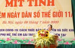 Dân số Hà Nội vẫn đang già hóa nhanh, mất cân bằng giới tính