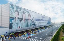 Samsung Việt Nam nói gì về thông tin chuyển dây chuyền sản xuất smartphone sang Ấn Độ?