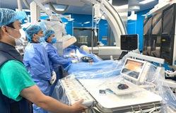 Can thiệp tim mạch cứu 3 bệnh nhi bị tim bẩm sinh