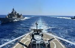 Hy Lạp - Thổ Nhĩ Kỳ nối lại đàm phán về tranh chấp lãnh hải