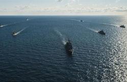 Biển Đen - Điểm nóng cạnh tranh chiến lược giữa Nga và phương Tây