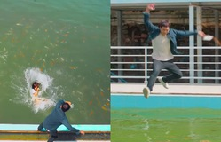 11 tháng 5 ngày - Tập 22: Nhảy xuống hồ cứu Nhi, Đăng lại thành trò cười cho cô nàng?