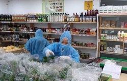 Mở thêm nhiều điểm bán hàng dã chiến phục vụ nhu cầu người dân