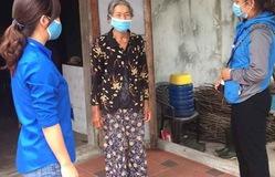 Quảng Trị: Đoàn viên, thanh niên… đi chợ giúp người dân mùa dịch Covid