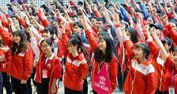Phát động tuần cao điểm vận động hiến máu Lễ hội Xuân hồng