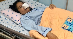 Chiến đấu với bệnh tật khi mang thai ở tuần 29, cô giáo nghèo cần giúp đỡ