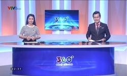 360 độ thể thao - 24/5/2017