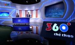 360 độ thể thao - 15/12/2017