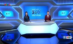 Nhịp đập 360 độ thể thao - 25/5/2017