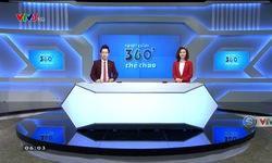 Nhịp đập 360 độ thể thao - 23/11/2017