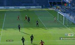 Phút 07: U23 Thái Lan 0-1 U23 Việt Nam (Công Phương ghi bàn)