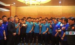 15h00 ngày 23/1: U23 Qatar - U23 Việt Nam (Trực tiếp trên VTV6)