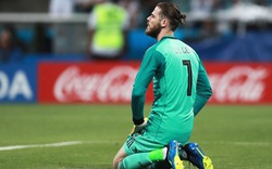 XONG! ĐT TBN chốt tương lai De Gea tại FIFA World Cup™ 2018