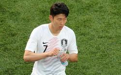 Chấm điểm trận Thụy Điển 1-0 Hàn Quốc: Nỗi thất vọng mang tên Son Heung-min