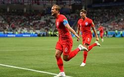 KẾT QUẢ FIFA World Cup™ 2018: Harry Kane lập cú đúp bàn thắng, ĐT Anh giành chiến thắng nhọc nhằn 2-1 trước Tunisia!