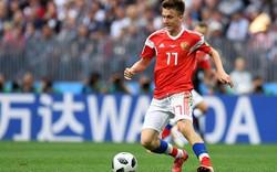"""Chói sáng ở FIFA World Cup™ - """"Iniesta của nước Nga"""" sẽ đầu quân cho Arsenal?"""