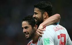 Chấm điểm ĐT Tây Ban Nha 1-0 ĐT Iran: Thắng run rẩy nhờ Quái thú Diego Costa