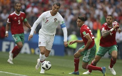 Ronaldo lập kỉ lục tốc độ nước rút - nhưng vẫn xếp sau cẩu thù này tại World Cup™ 2018