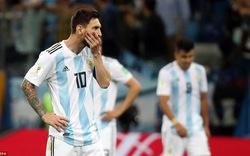 """Chấm điểm Argentina 0-3 Croatia: Khi """"kẻ thù"""" ở sau lưng ngươi đó!"""