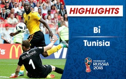 HIGHLIGHTS: ĐT Bỉ 5-2 ĐT Tunisia (Bảng G FIFA World Cup™ 2018)