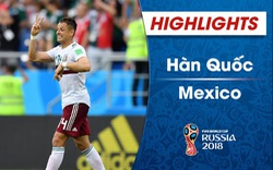 HIGHLIGHTS: Hàn Quốc 1-2 Mexico (FIFA World Cup™ 2018)